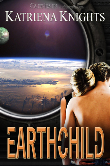 Cover Art for Earthchild