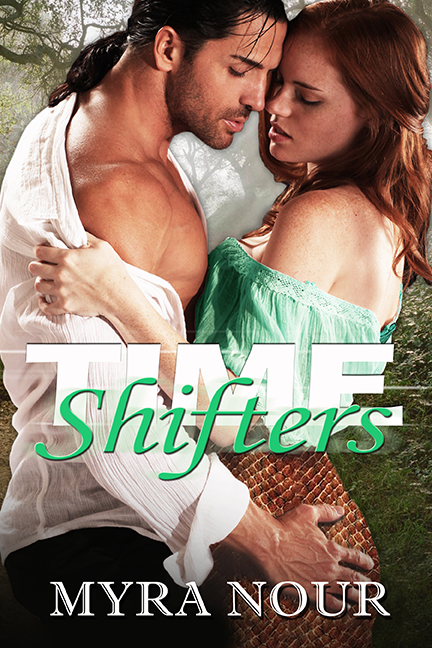 Cover Art for Time Shifters