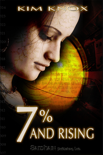 Cover Art for 7% and Rising