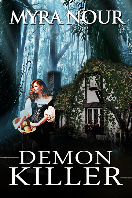 Cover Art for Demon Killer
