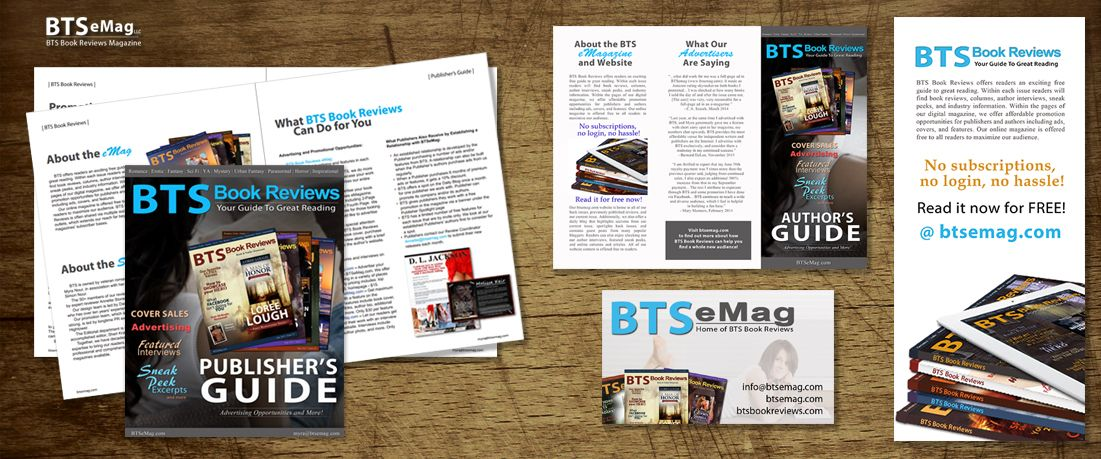 BTSeMag Content Creation & Print Design