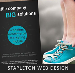 Stapleton Web Design