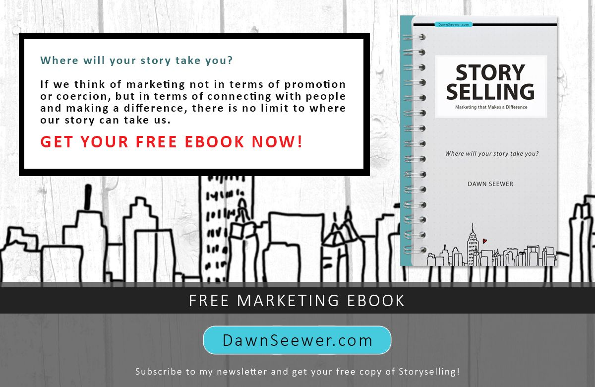 Storyselling - Free Marketing eBook