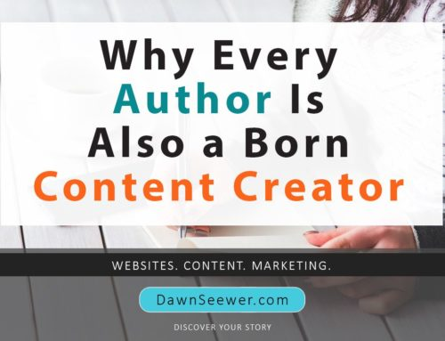Why Every Author Is Also a Born Content Creator