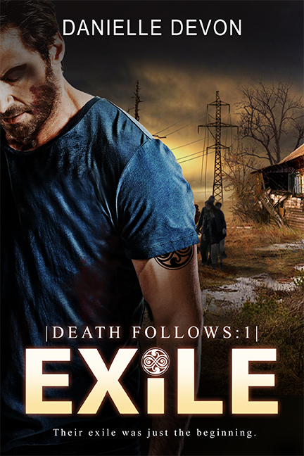 Cover Art for Exile