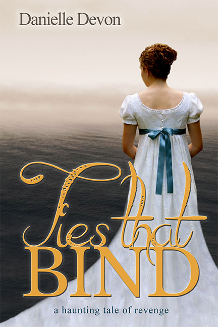 Cover Art for Ties That Bind