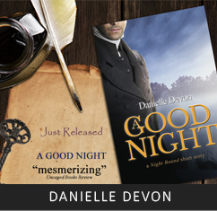 Author Danielle Devon